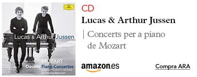 Amazon Jussen CD Mozart Double Piano