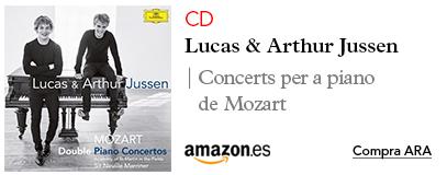 Amazon Jussen CD Mozart Double Piano