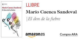 "Amazon KINDLE / LLIBRE ""El don de la fiebre"" de Cuenca Sandoval"
