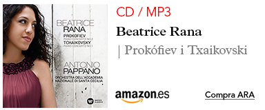 Amazon Rana -CD Prokófiev i Xostakovitx