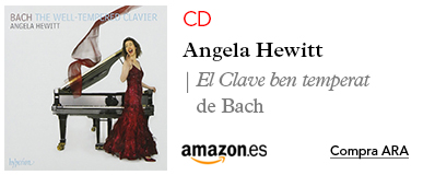 Amazon CD Clave ben temperat amb Hewitt