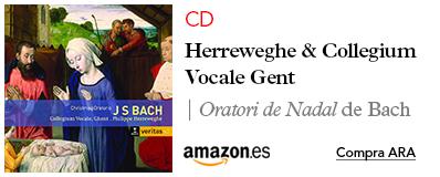 Amazon Savall-Oratori-Bach-Herreweghe