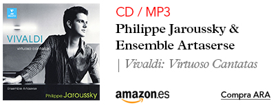 Amazon Jaroussky-Vivaldi-Virtuoso