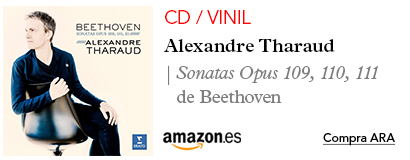 Amazon Alexandre Tharaud - Beethoven