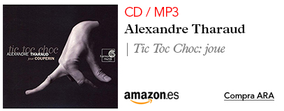 Amazon Alexandre Tharaud - Couperin