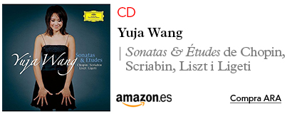 Amazon Yuja Wang-CD Sonates i Etudes de Scriabin, Chopin, Liszt