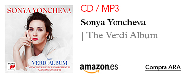 Amazon Sonya Yoncheva-CD / MP3 Verdi