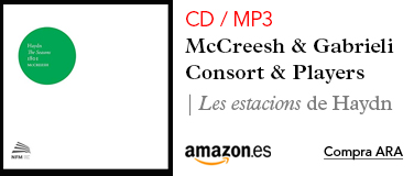 Amazon McCreesh-CD / MP3 Les estacions de Haydn