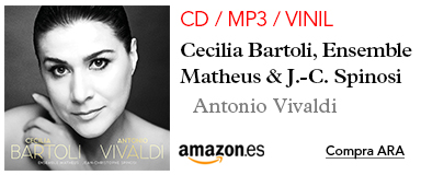 Amazon Bartoli-VINIL / CD / MP3 Antonio Vivaldi