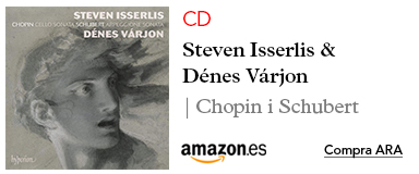 Amazon Isserlis-CD Chopin i Schubert