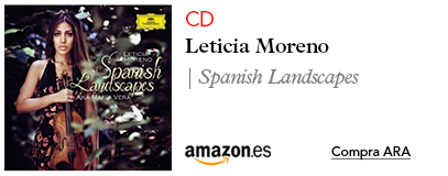 Amazon Leticia Moreno-CD Spanish Landscapes