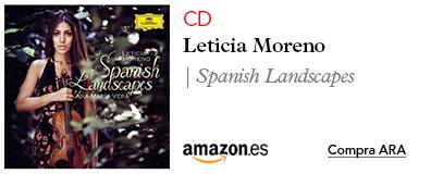 Amazon Leticia Moreno-CD Spanish Landscapes