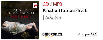 Amazon Khatia Buniatishvili-MP3 / CD Schubert
