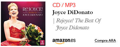 Amazon Joyce DiDonato-MP3 / CD Rejoyce The Best Of Joyce Didonato
