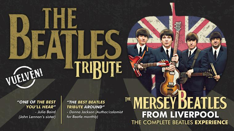 The Beatles Tribute - Imagen Web 1920x1080