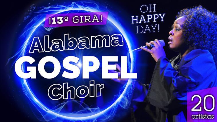 Alabama Gospel Choir - Imagen Web 1920x1080