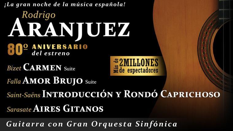 Concierto De Aranjuez De Rodrigo Palau De La Música Catalana