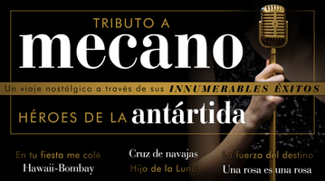 Tributo a Mecano - Imagen Web 1920x1080