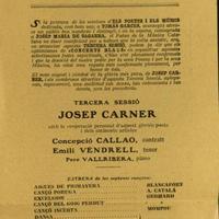 Josep Carner i el noucentisme musical