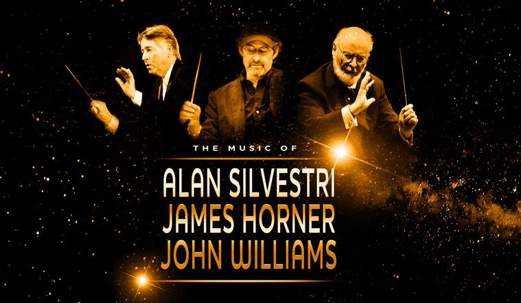 James Horner, Alan Silvestri & John Williams