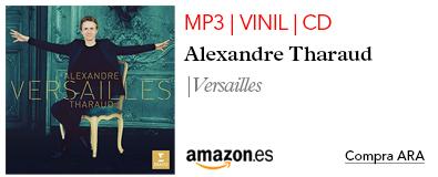 Amazon Alexandre-Tharaud-Versailles