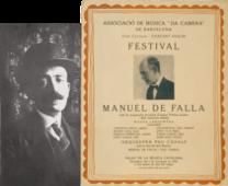 Banner - Manuel de Falla 1
