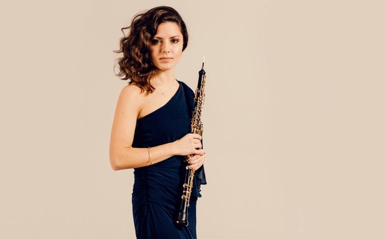 Cristina Gómez, oboè