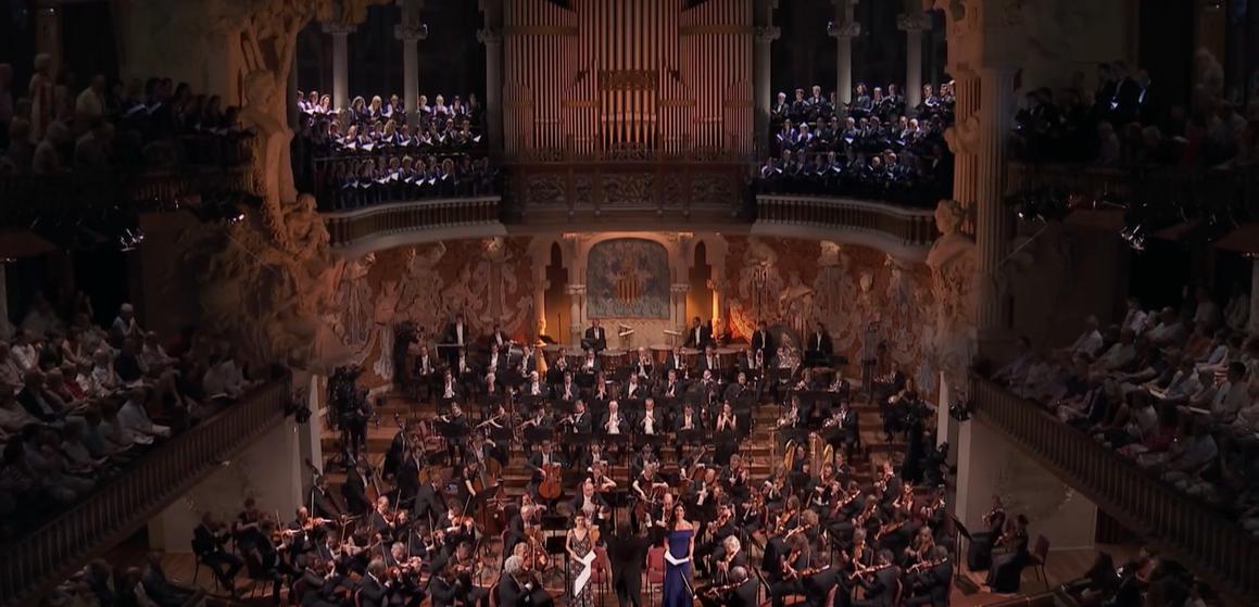 Segona de Mahler