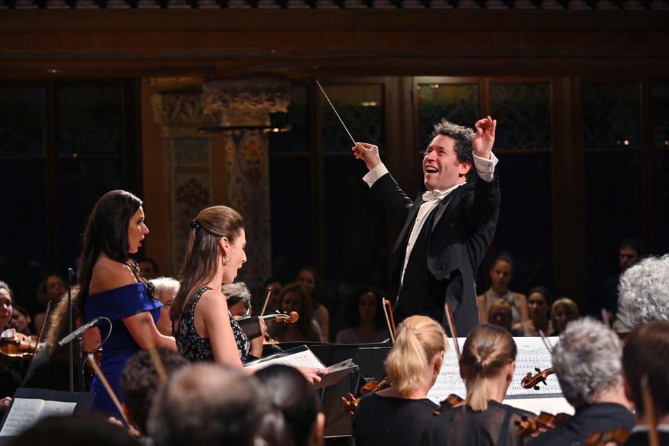 Dudamel Segona de Mahler