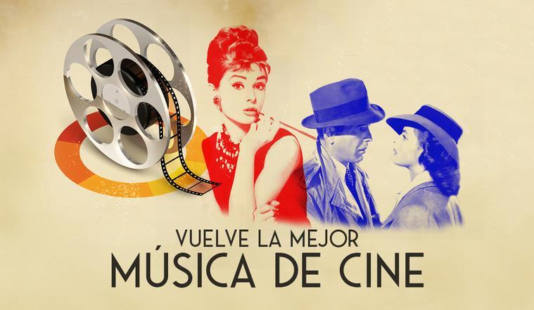 Vuelve la mejor musica del cine