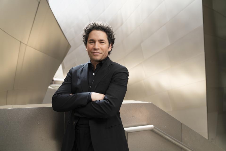 Gustavo Dudamel © Smallz+Raskind