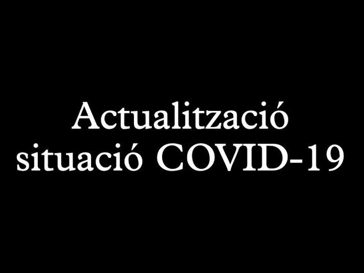 Actualització COVID oct