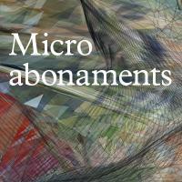 Microabonaments - grada jove