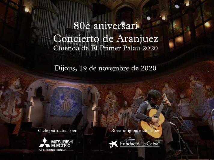 Conciertos Palau De La Música Catalana