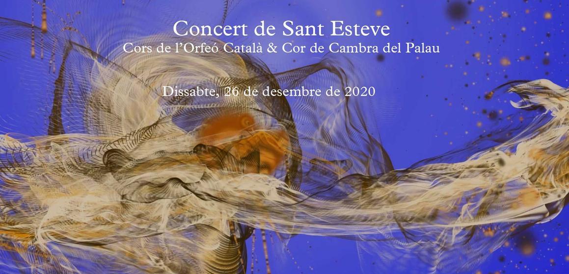 Caratula video Concert de Sant Esteve