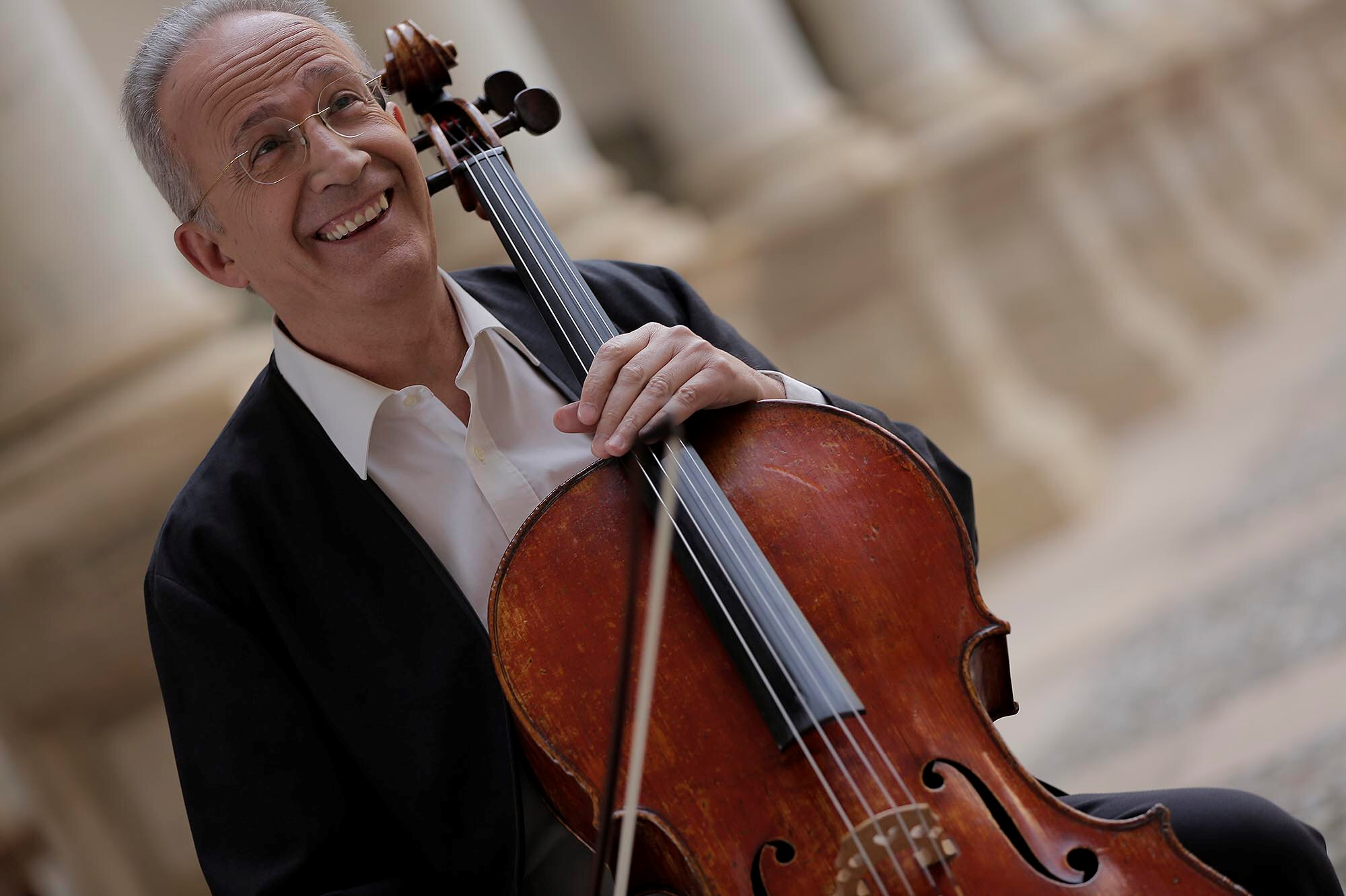 Lluís Claret, violoncel