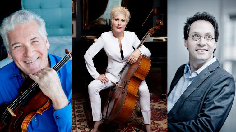 Pinchas Zukerman Trio