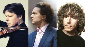 Joshua Bell, Evgeny Kissin i Steven Isserlis