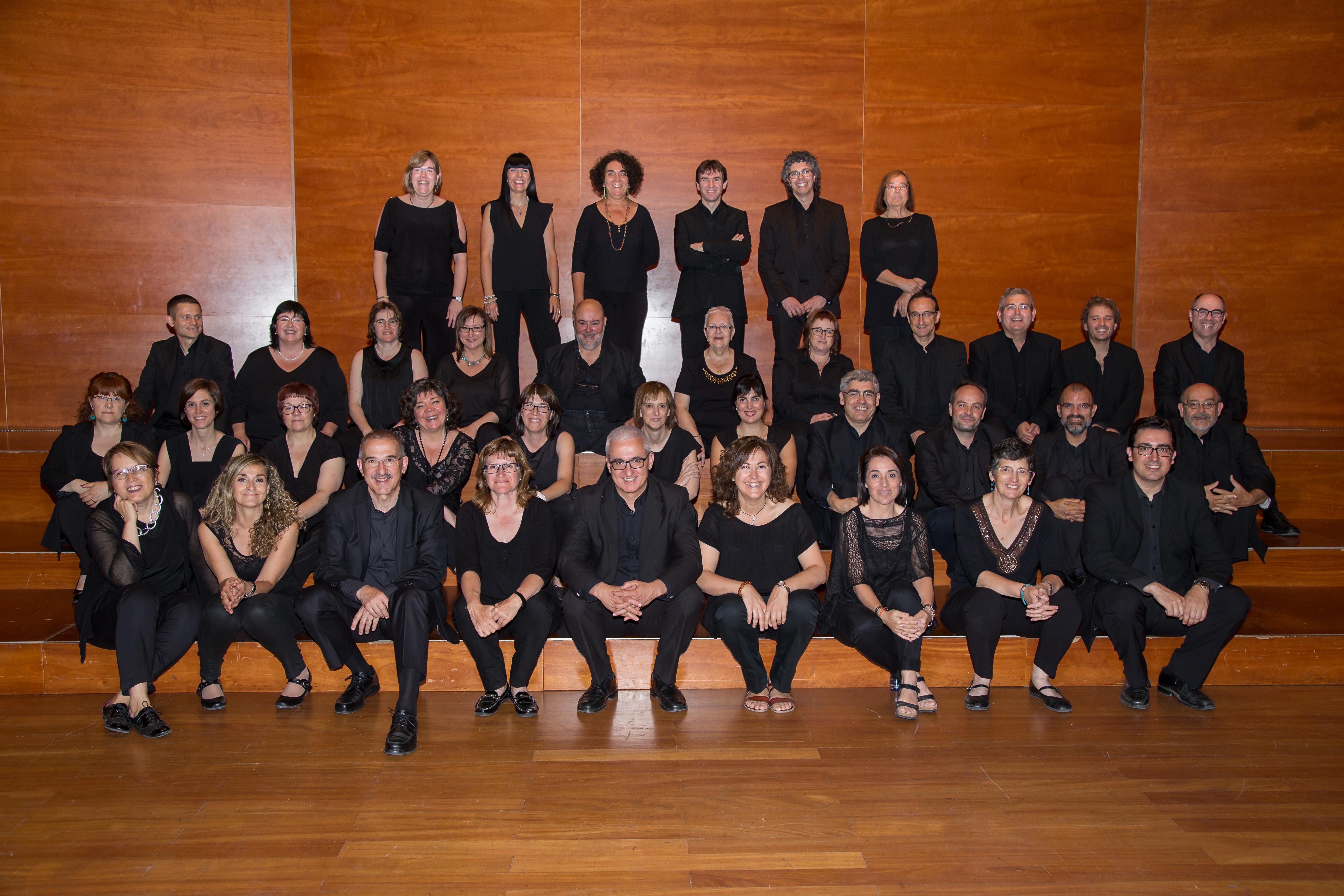 Cor de Cambra de l'Auditori Enric Granados de Lleida