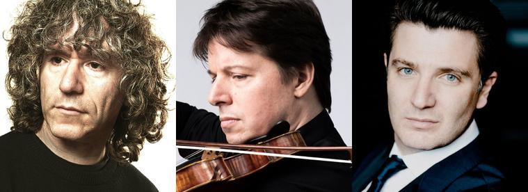 Joshua Bell, Steven Isserlis i Alessio Bax