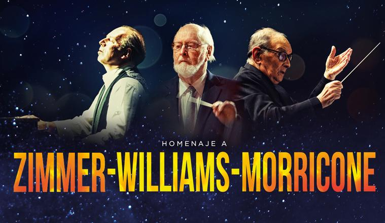 The music of Morricone– Zimmer - Williams