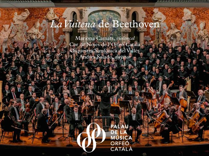 Careta streaming La vuitena de Beethoven