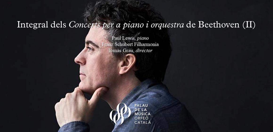 Careta integral concerts per a piano_Paul Lewis