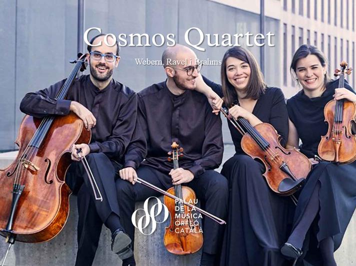 Careta streaming directe Cosmos Quartet